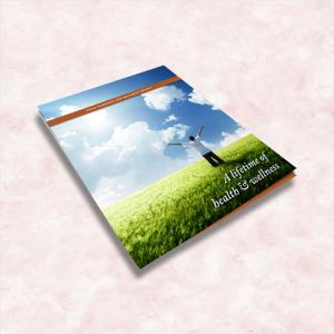 Presentation Folder 5.25 x 10.5