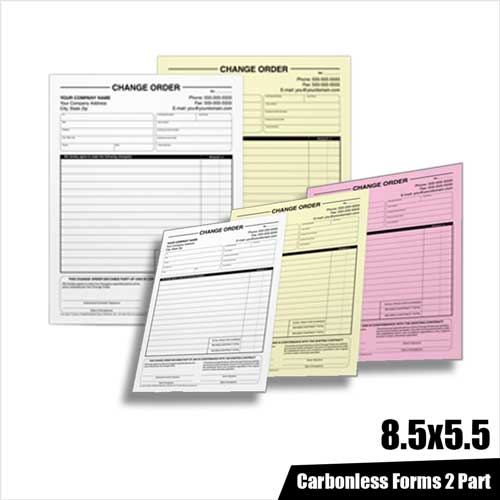 Carbonless Forms 2 Part 8.5 x 5.5 on car forms, oracle forms, basic sample order forms, rca forms, blank order forms, digital forms, construction billing forms, manifold forms, business forms, two-part custom forms, google forms, star forms,