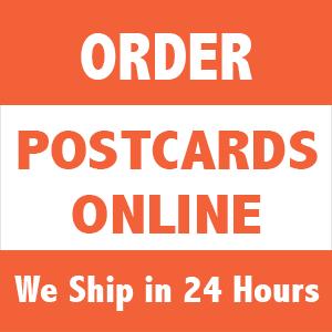 Order Postcards Online